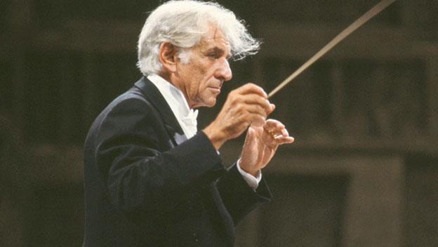 Leonard Bernstein , grand juif de la musique composant