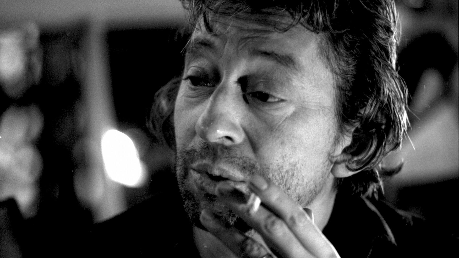 Serge Gainsbourg Véritable Poète De La Chanson Française