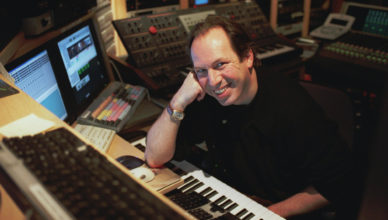 Photo de Hans Zimmer juif