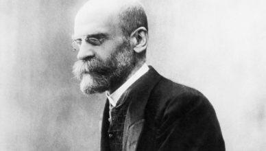 photo de Durkheim