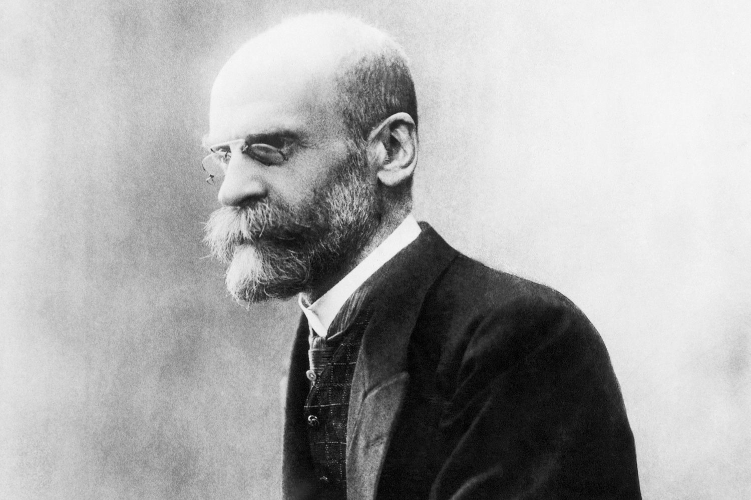photo de Durkheim