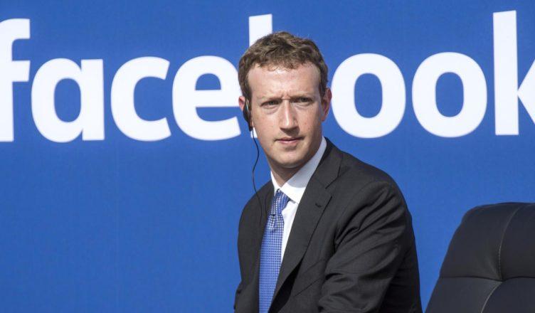 Zukerberg le fondateur de Facebook